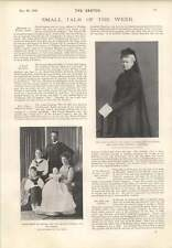 1901 Prince Henry Of Prussia And His Family German Empress Birthday Photo