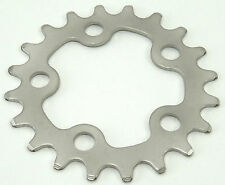 """T.A. Chainring 20T STAINLESS STEEL 58 BCD TA 3/32"""" Vintage Old Style NOS"""
