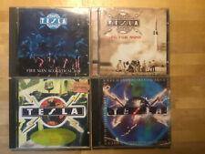 Tesla [4 CD Alben] Five Man Acoustical Jam + Into the Now + Mechanical Resonance