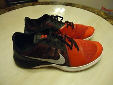CHEAPEST NIKE TRAINING RED/BLACK  MEN'S SZ. 14 WORKOUT SHOES