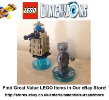 Original LEGO Dimensions Cyberman & Dalek Fun Pack 71238 - Premium eBay Seller -