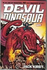 DEVIL DINOSAUR COMPLETE COLLECTION TP TPB $24.99 srp Jack Kirby #1-9 NEW