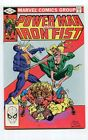 Power Man and Iron FIst 84 VF+ 4th sabretooth CBX8