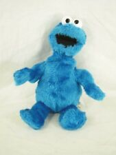 """ADORABLE 14"""" Cookie Monster stuffed animal plush - pear shaped"""