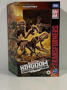Transformers Kingdom War for Cybertron Trilogy Paleotrex Hasbro F0672