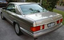 Mercedes-Benz Coupe Right-Hand Drive Cars
