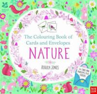 The National Trust: Colouring Book of Cards and Envelopes: Nature by Rebecca Jon