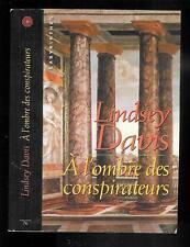 """Lindsey Davis : A l'ombre des conspirateurs - N° 76 """" Labyrinthes """""""