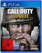 Call of Duty WWII World War 2  WW2 - PS4  Playstation 4  NEU/OVP