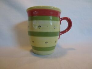 PFALTZGRAFF Pistoulet Coffee/Tea Mug Jana Kolpen 2002 EUC