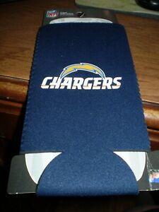 Chargers  24 ounce  KOOZIE  HOLDER Holds Big Cans or Soda Bottle