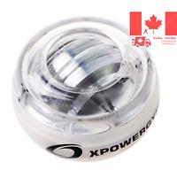 Wrist Trainer Ball Exerciser Hand Spinner Gyroscopic Ball Metal Type Gyro Bal...