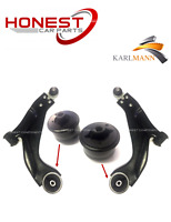 For FORD MONDEO 2000-2007 Front Wishbone Suspension Arm Bottom Bushes x2