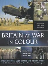 Britain at War in Colour: Unique Images of Britain in the Second World War,Stew