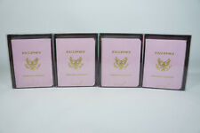 Papyrus Girl Baby Shower Invitation Cards Box Passport lot of 4 Boxes With 31