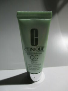 Clinique Superdefense CC Cream Fc Light/ Medium 15ml Neu OVP