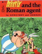 Asterix and the Roman Agent     Goscinny/Uderzo     1974