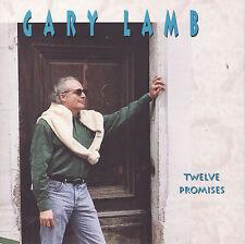 Twelve Promises by Gary Lamb (CD, 1993 Golden Gate) New Age Keyboardist