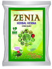 2017 Crop 200g Zenia Herbal Henna Natural Mehndi for Hair Color with 12 Herbs