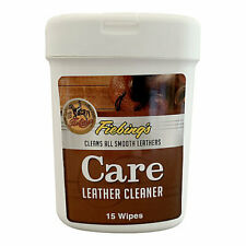 Fiebings Care Leather Cleaner Wipes