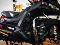 MBRP Race Exhaust for Polaris Axys 800 15-20 - 4290213