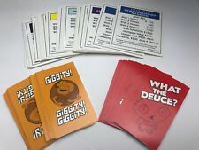 Monopoly Family Guy Edition Replacement TITLE DEED CARDS Chance Community Chest