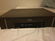 Ancienne  recorder SABA VR6027 pour collection  année 1985 dans bon état