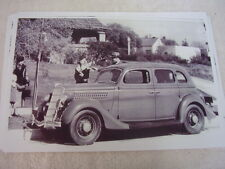1935 FORD 4DR SEDAN  11 X 17  PHOTO /  PICTURE