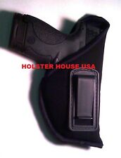 Gun Holster - SCCY CPX-1 and CPX-2   Inside the Waistband IWB Concealed Carry