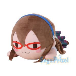 Sega Neon Genesis Evangelion EVA Anime Nesoberi Stuffed Plush Doll Mari SG9861