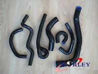 For Nissan Skyline GT-S/GT-T R33,R34 RB25DET Silicone Coolant Hose Black