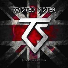 TWISTED SISTER - Live At The Astoria  [CD+DVD]