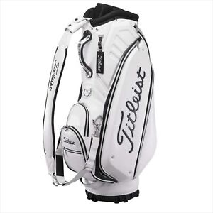 TITLEIST (Titleist) caddy bag caddy bag CB842 9.5 inch Men's CB842 White NEW
