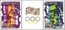 slovenia 151-152 triple strip mint never hinged mnh 1996 Olympics Summer
