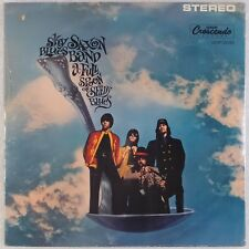 SKY SAXON BLUES BAND: A Full Spoon Of Seedy Blues SEALED GNP '67 Vinyl LP Seeds