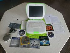 Apple iBook Clamshell G3 LIME.  w/Cd's Software & more!!! UNIQUE....