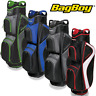 BAGBOY C-500 14 WAY DIVIDER GOLF CART TROLLEY BAG / NEW 2020 MODEL +FREE TOWEL