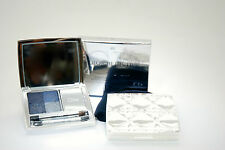 DIOR BLUE TAIL EYE SHADOW PALETTE 001 SMOKING BLUE