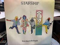 STARSHIP KNEE DEEP IN THE HOOPLA LP 1985 GRUNT BXL1-5488
