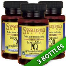 Ultra PQQ 10 mg Pyrroloquinoline Quinone 3X30 Caps
