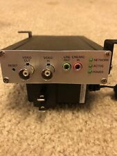 USED SENSORMATIC NV412A-ADT Wired IP Video Server Analog Encoder NV412A