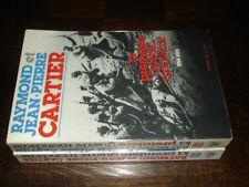 LA PREMIERE GUERRE MONDIALE - 2 tomes - R. et J.-P. Cartier 1982-1984