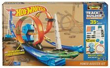 Hot Wheels, Track Builder System, Power Booster Kit, Car Included, New!