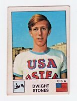 1974 Panini Sport Vedettes #26 Dwight Stones High Jump USA HOF