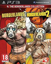 THE BORDERLANDS COLLECTION      -----   pour PS3  // UK