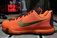 NEW Nike iD Kobe 10 X Elite SZ 10 Orange/ Phoenix Suns