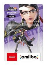 Nintendo amiibo Bayonetta Super Smash Brothers series