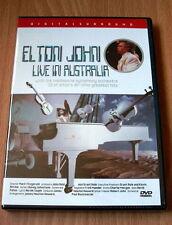 Elton John - Live In Australia Brand NEW DVD