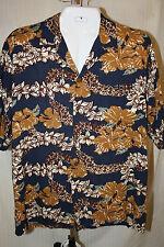 Hilo Hattie The Hawaiian Original Men's Shirt Size L