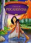 IL RITORNO DI POCAHONTAS STORYBOOK DVD NUOVO